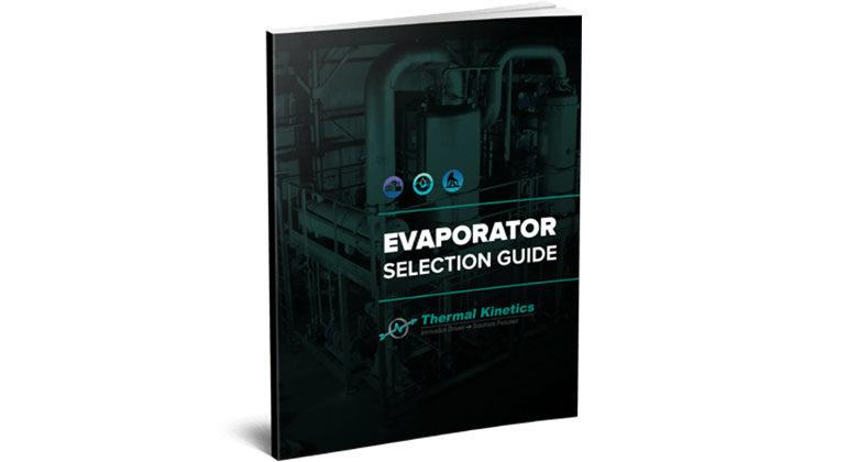 evaporator selection guide book